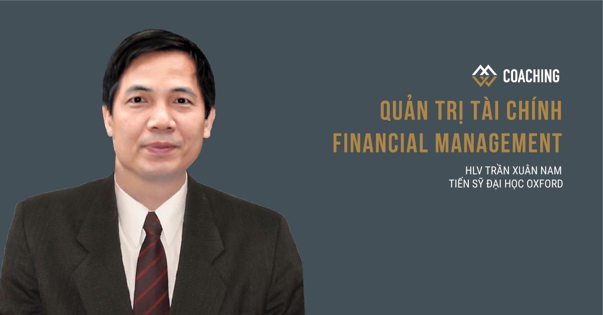 Quản trị Tài chính - Financial Management