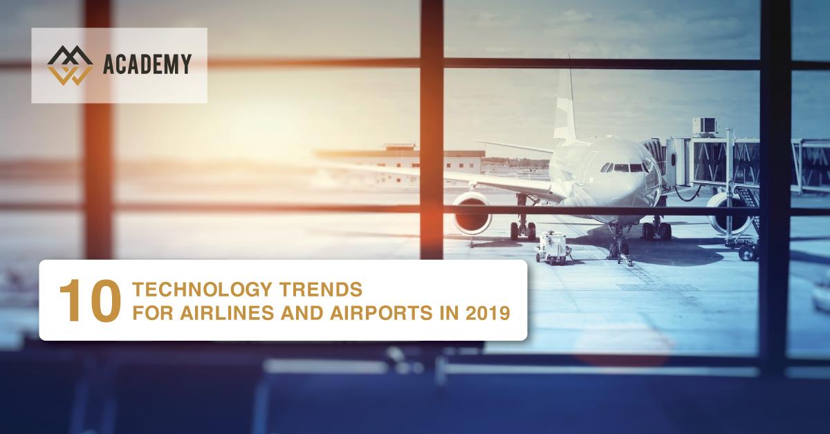 10 xu hướng công nghệ trọng điểm của ngành hàng không