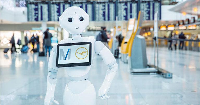 robot và các phương tiện tự động