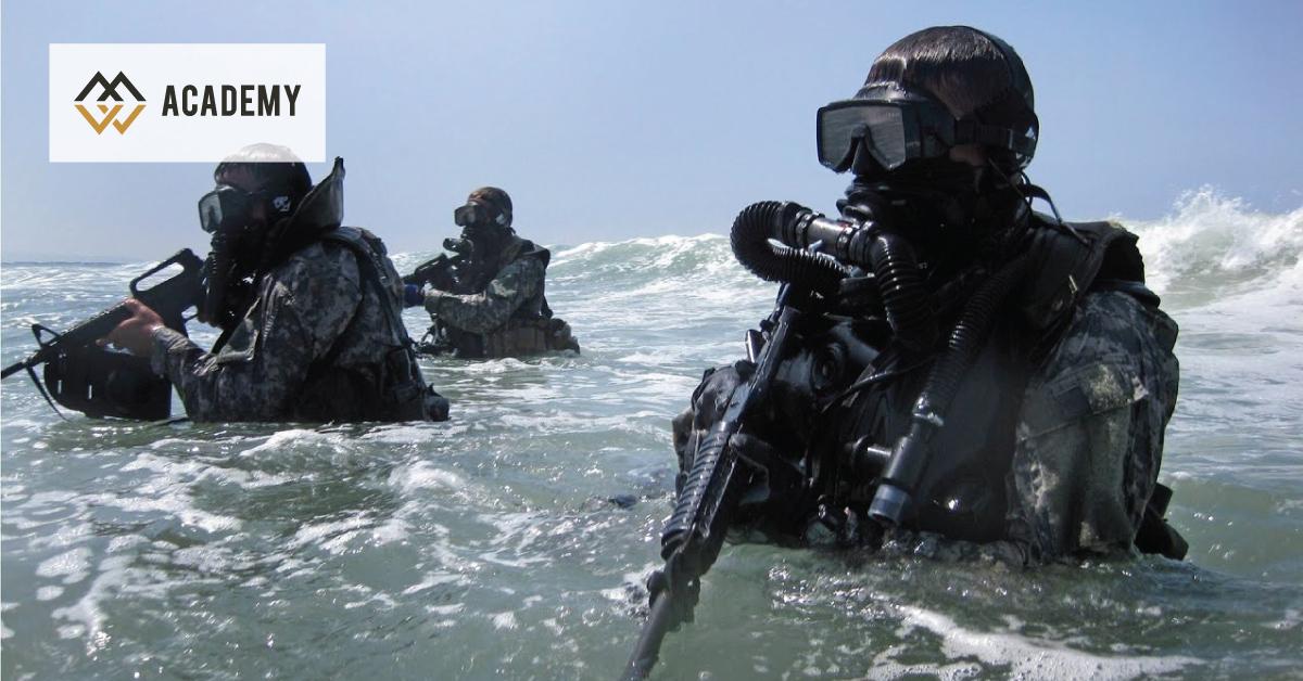 Biệt kích hải quân SEALs sử dụng quy trình 7 bước này để đạt được mục tiêu. Bạn cũng hoàn toàn có thể!