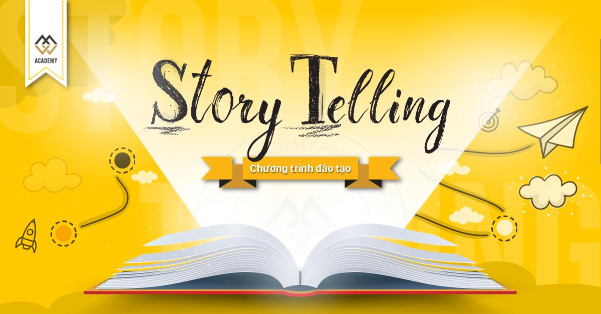Sức Mạnh Của Câu Chuyện - The Power of Storytelling